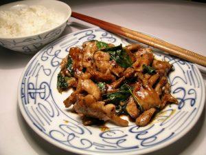 Indyk zamiast cielęciny, czyli łódzka kuchnia orientalna