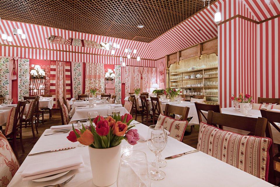 Otwarcie restauracji Magdy Gessler