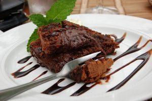 Łódź czekoladowa
