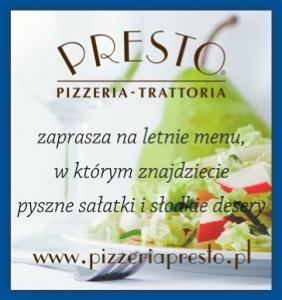 Letnia promocja Presto