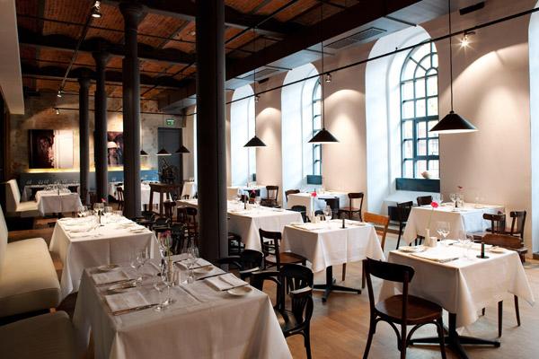 Restauracja Delight andel's Hotel Łódź