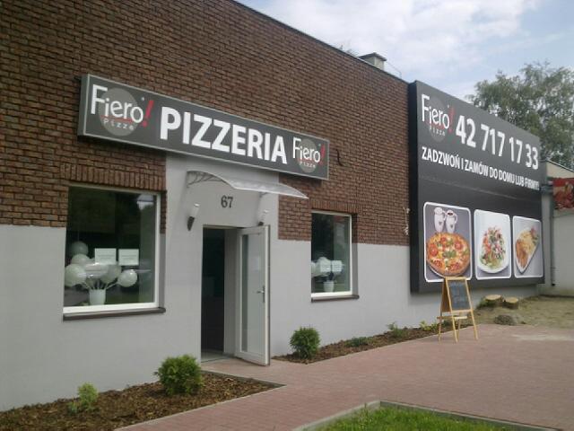 Nowa pizzeria sieci Fiero! Pizza w Zgierzu