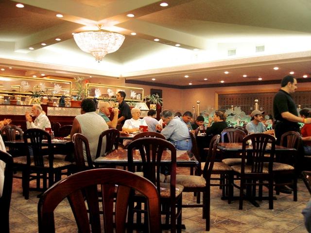 Goście restauracji