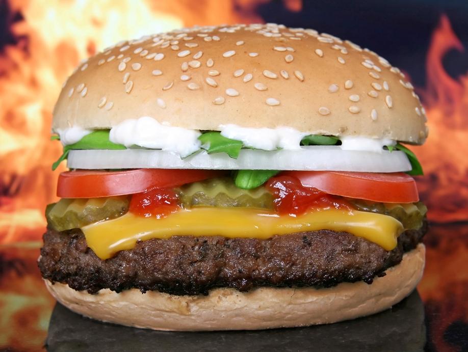 W poszukiwaniu hamburgera doskonałego
