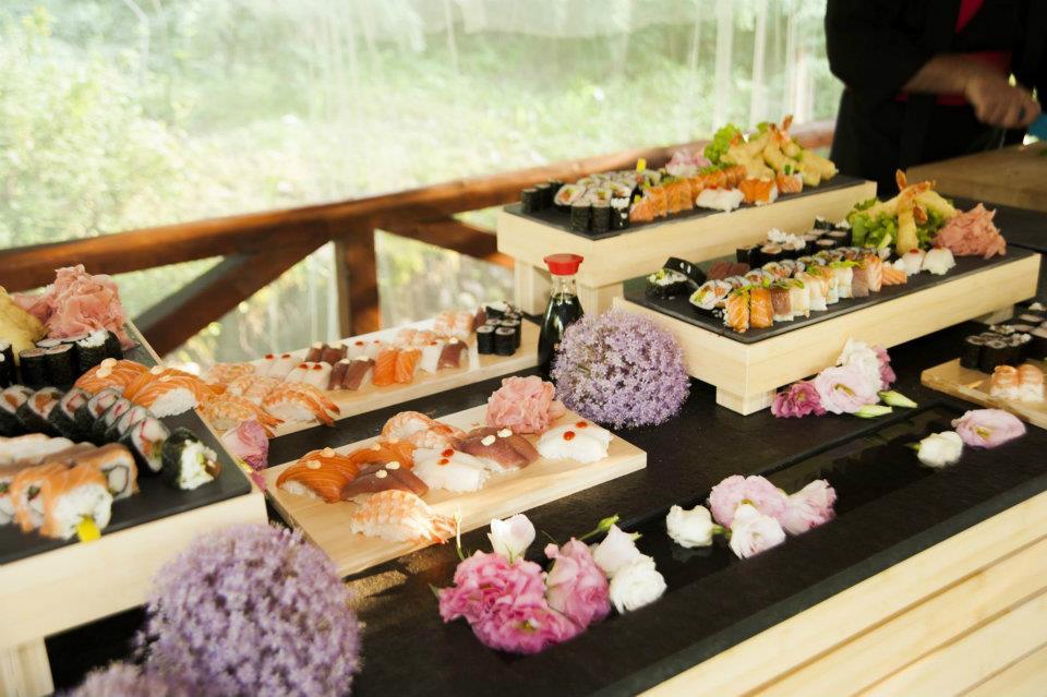 Prywatny kusr sushu Sushi Kushi