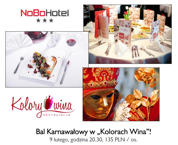 Kolory Wina NoBo Hotel