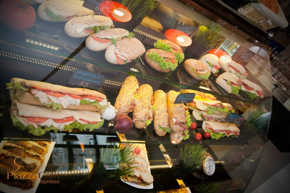 Wygraj zaproszenia do Piazza Cafe - KONKURS!