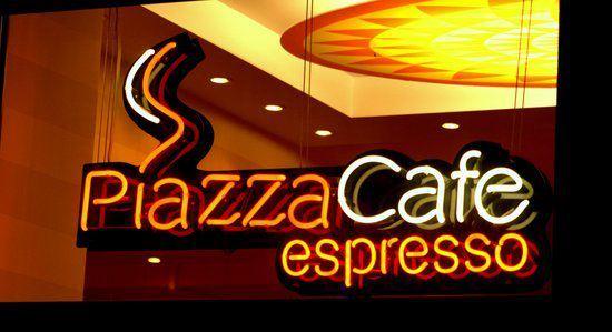 Wygraj zaproszenia do Piazza Cafe