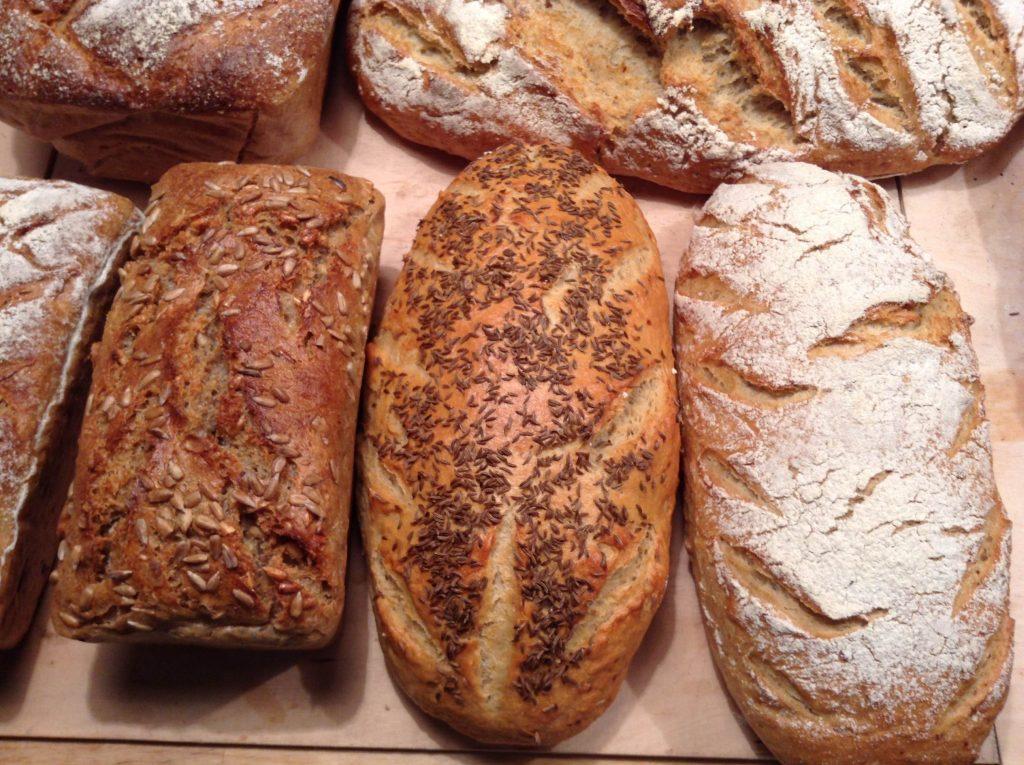 Breadnia - chleb wypiekany w lokalu