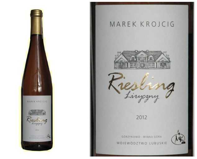 Letnie menu w Kolorach Wina - polski riesling