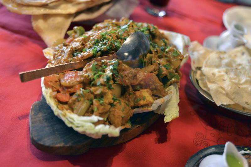Z wizytą w restauracjach Ganesh fot. Elżbieta Lentz (facebook.com/ElzbietaLentz)