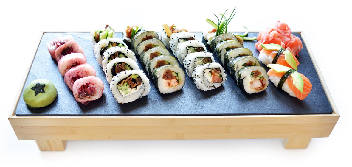 Konkurs - wygraj zestawy sushi od Sushi Kushi