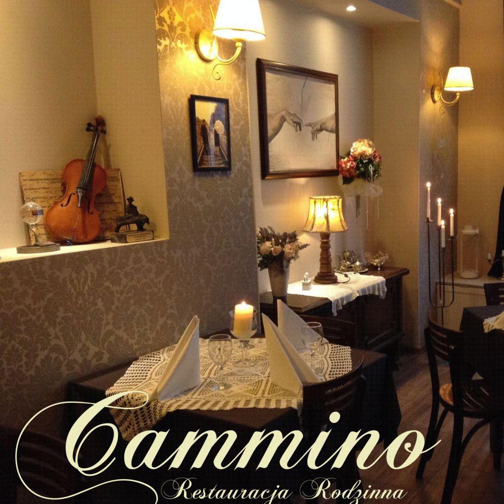 Restauracja Rodzinna Cammino powraca