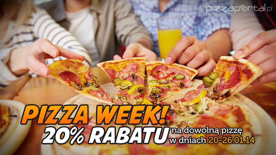 Pizza Week