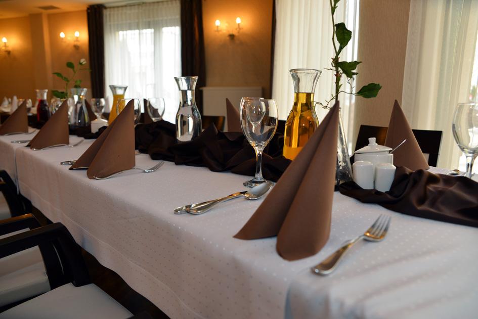 Smaki ziemi łódzkiej w hotelu Borowiecki