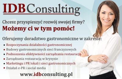 IDB Consulting - doradztwo gastronomiczne