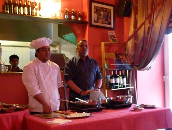 Warsztaty kuchni indyjskiej