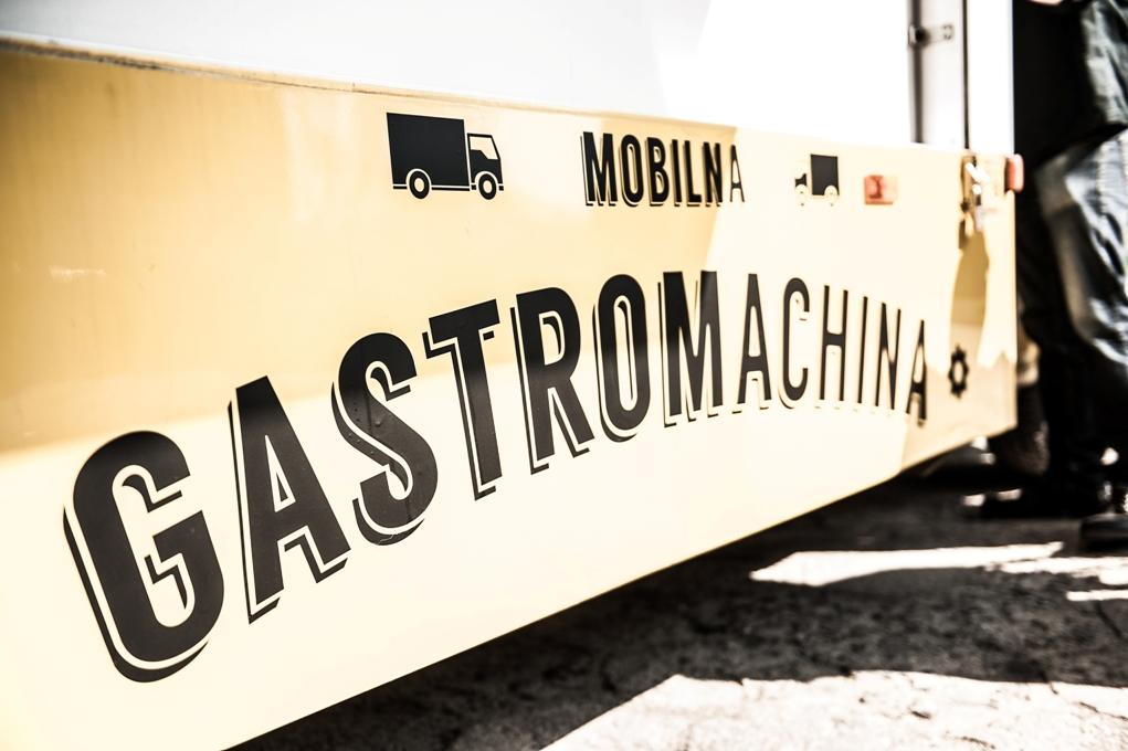 Mobilna Gastromachina rusza w drogę fot. Ejsmont Photography