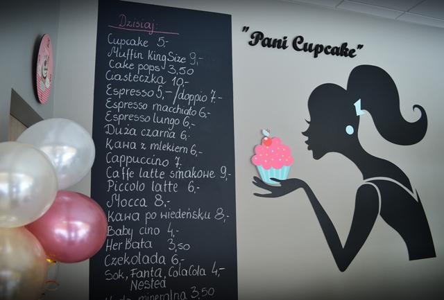 Pani Cupcake