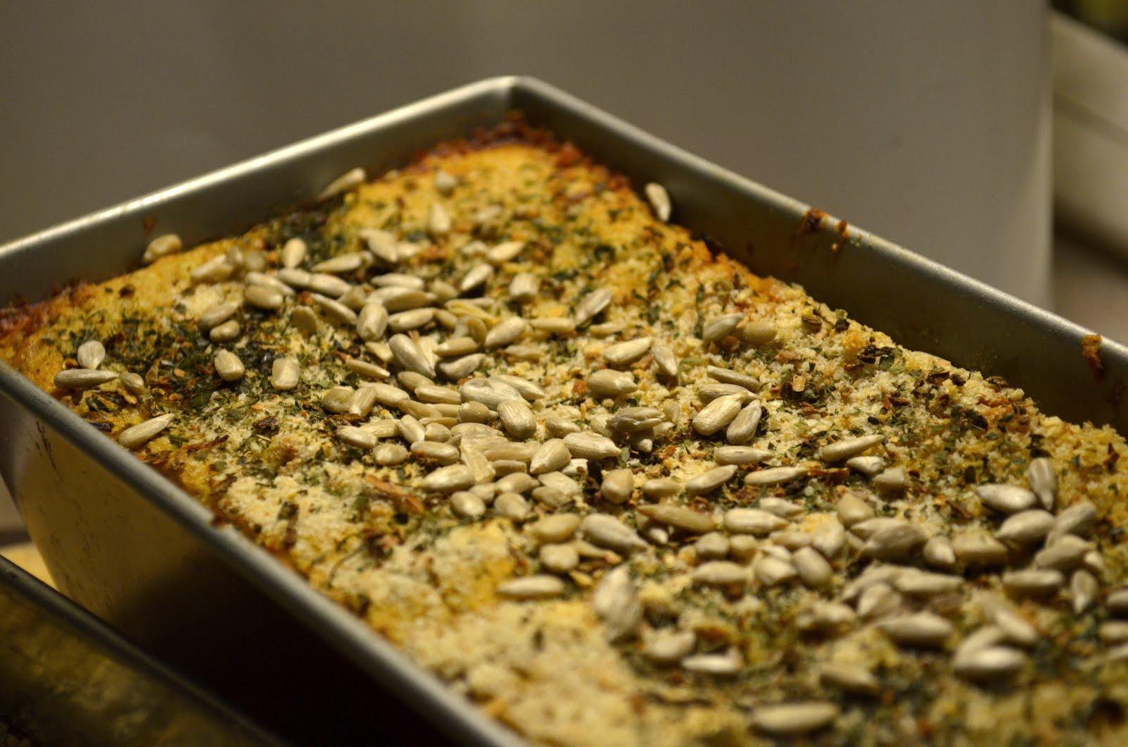 Gotujemy z łódzkimi blogerami - wegański pasztet według Cocina de la Mamacita de Bożenka