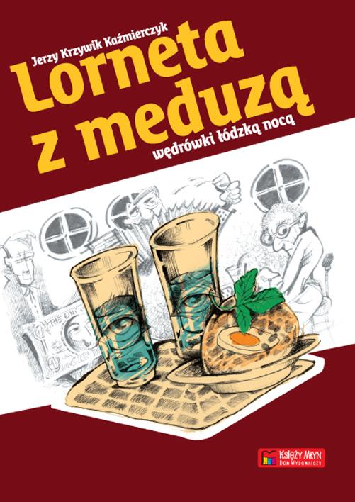 Lorneta z meduzą - dom wydawniczy Księży Młyn
