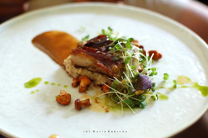 Food Design na Akademii Sztuk Pięknych fot. Daria Rokicka