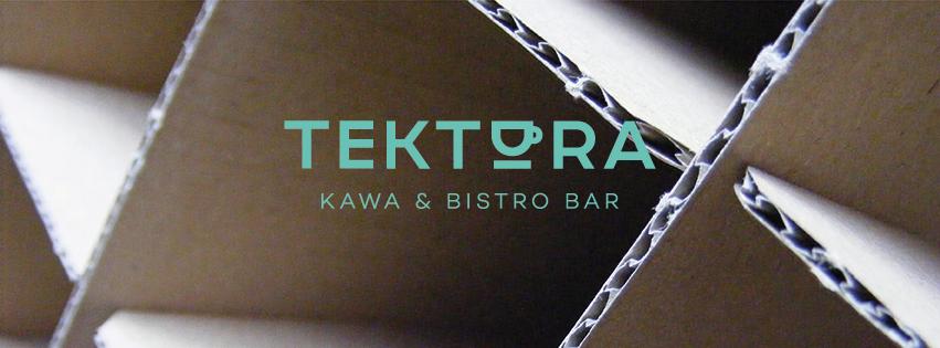 Tektura Kawa & Bistro - otwarcie w sobotę. fot. Tektura