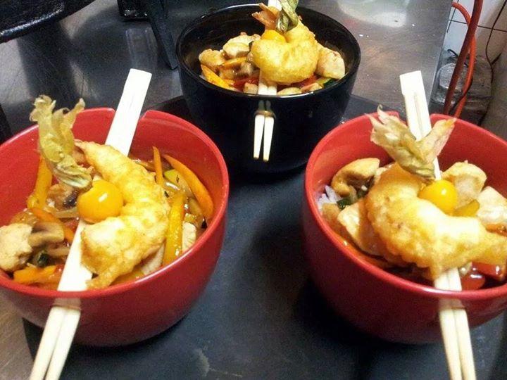 Kuchnia japońska w House of Sushi - fot. FB House of Sushi