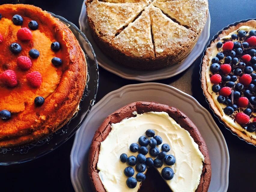 Ciasta w Caffe przy Ulicy - fot. FB/Caffe przy Ulicy
