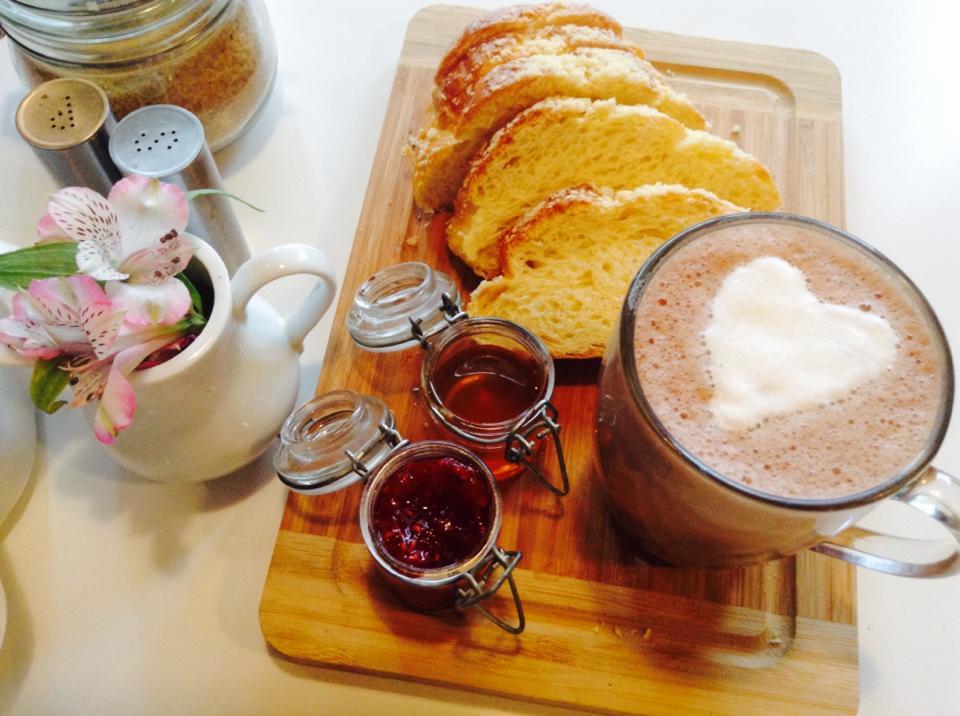 Śniadanie w Caffe przy Ulicy fot. FB/Caffe przy Ulicy