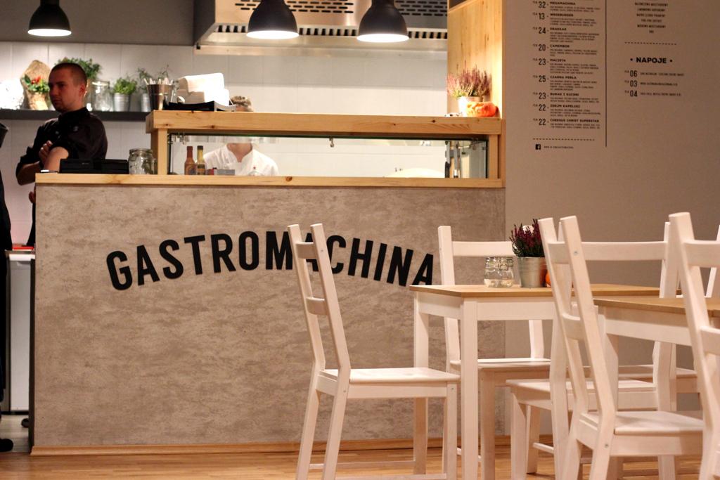 Gastromachina