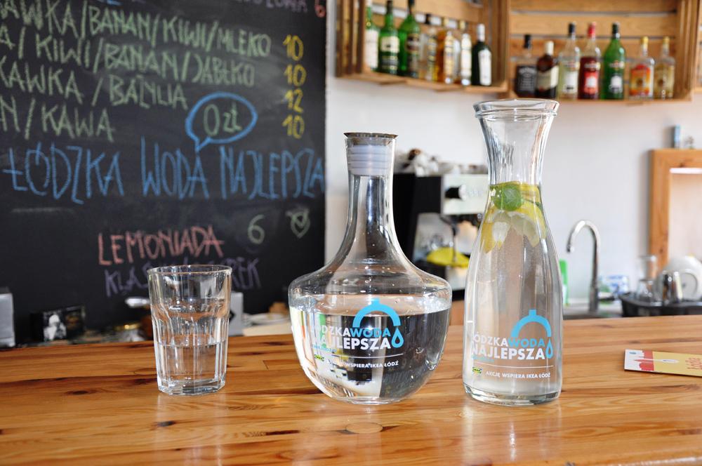 Darmowa woda w restauracjach