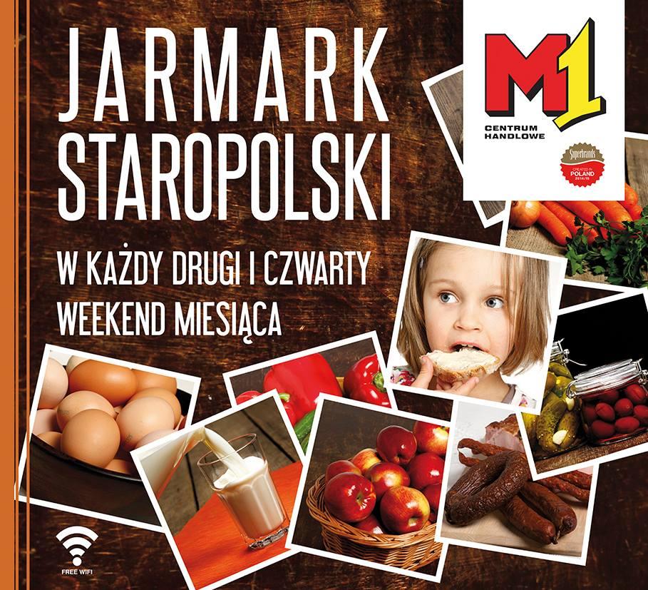 Jarmark Staropolski w CH M1