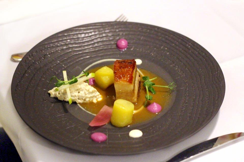 Festiwalowe danie w restauracji Quale
