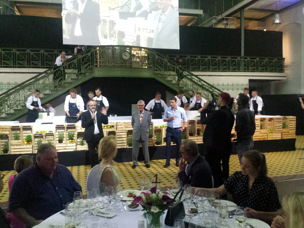 Kino Kulinarne z Wojciechem Modestem Amaro – relacja