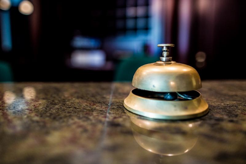 Hotelowa restauracja od kuchni