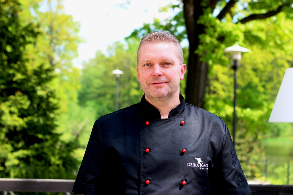Gotujemy z szefem kuchni restauracji Dzika Kaczka
