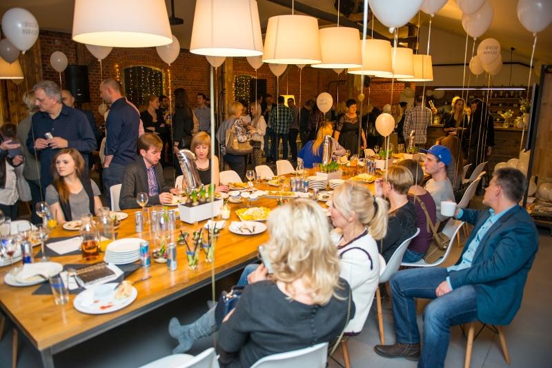 1. urodziny studia kulinarnego Book&Cook