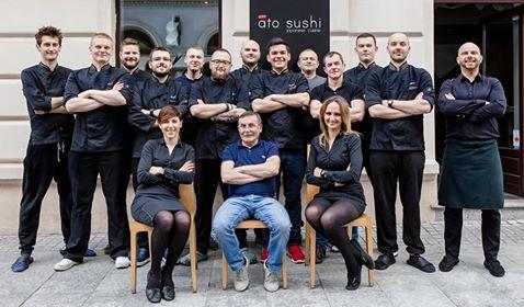 Ekipa ato sushi - fot. fb.com/AtoSushi
