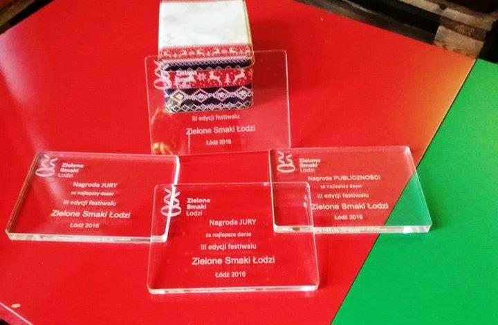 Poznajcie zwycięzców Festiwalu Zielone Smaki Łodzi