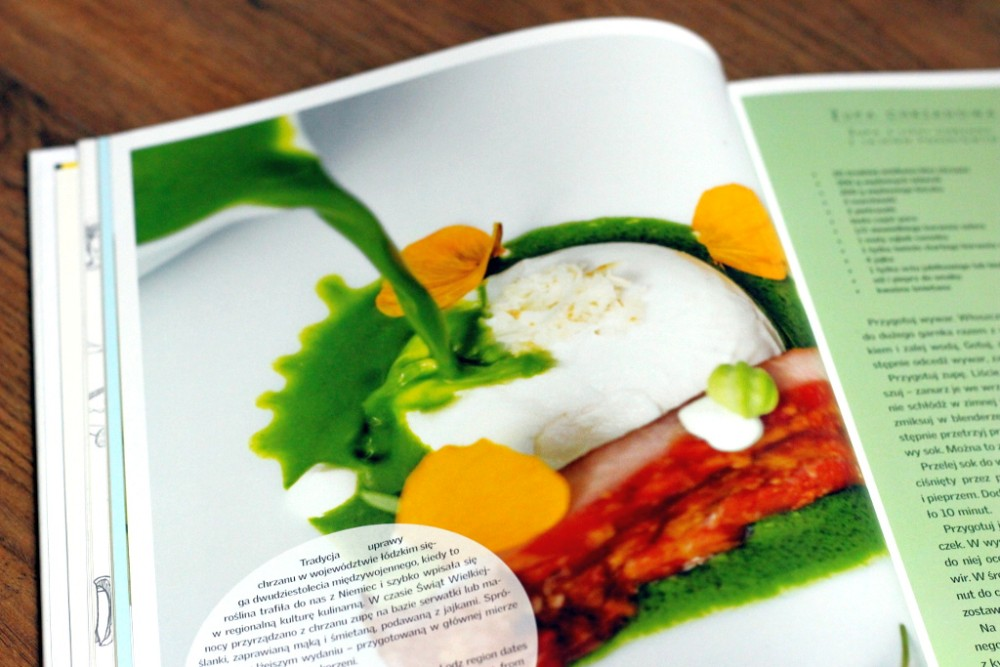 Łódzka Kuchnia Czterech Kultur - książka