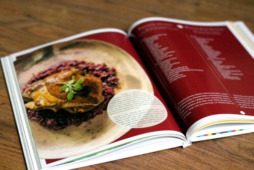 Łódzka Kuchnia Czterech Kultur - książka kucharska
