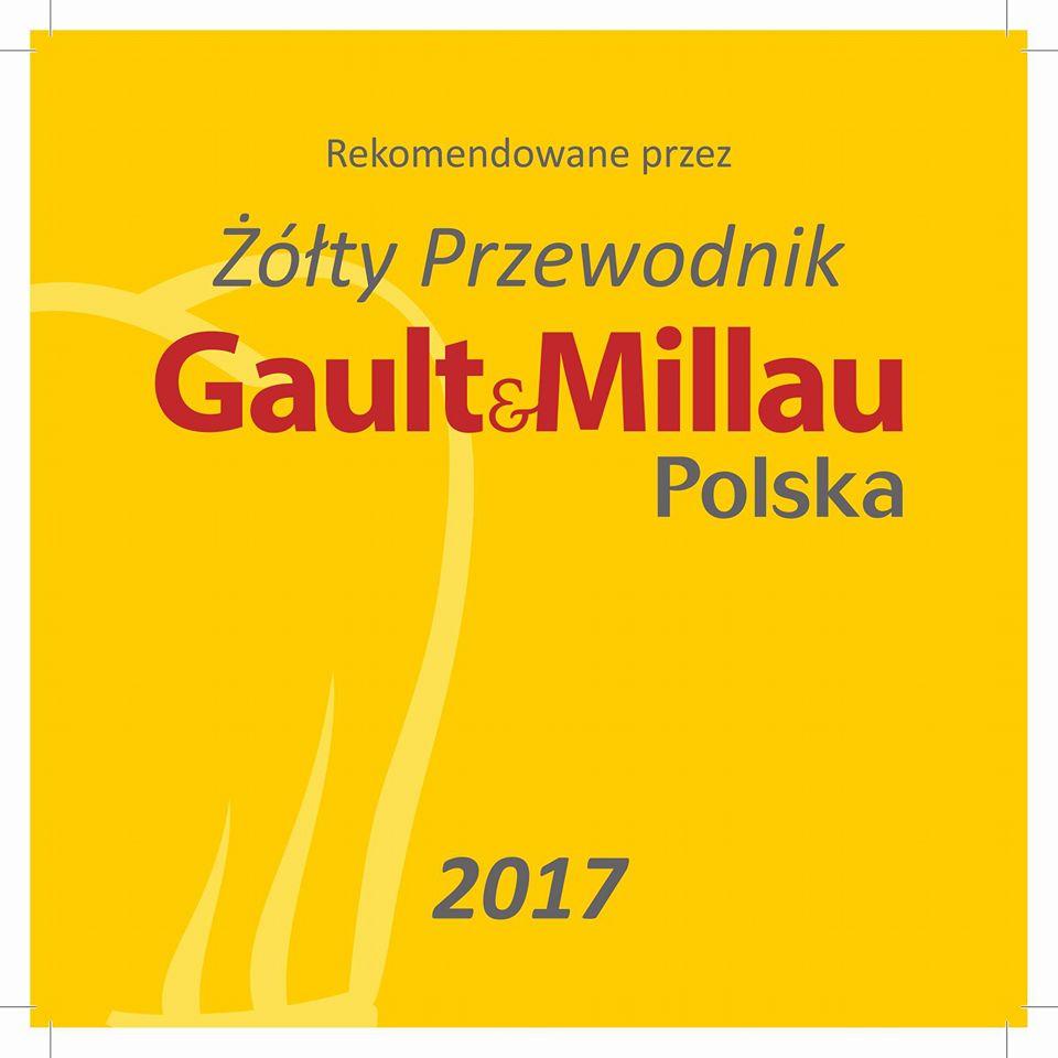 KONKURS! Poznaj Żółty Przewodnik Gault&Millau