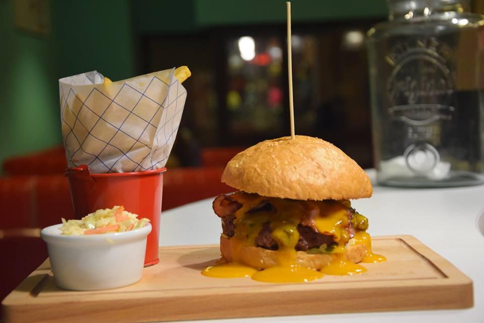 Jerry's Burger - fot. FB Jerry's Burger