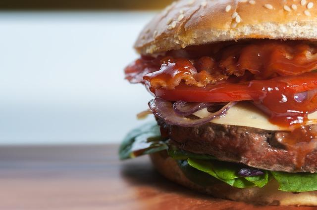 TOP 5 – najlepsze burgery w Łodzi fot. pixabay.com