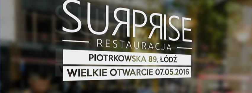 Zamknięta restauracja Surprise