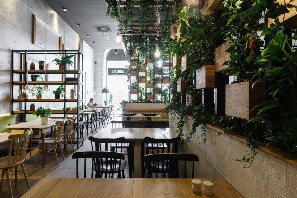 Zielona Restauracja Wegetariańska i Wegańska