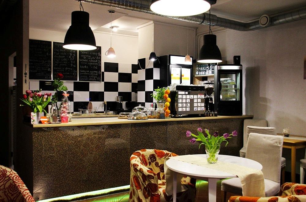 Endorfina Caffe – osiedlowa kawiarnia przy Czerwonym Rynku