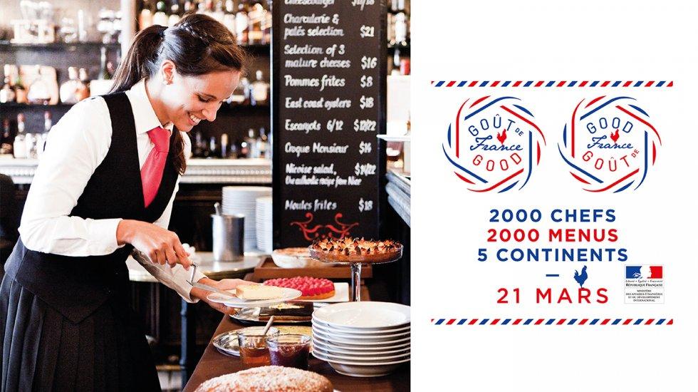 Goût de France – święto kuchni francuskiej