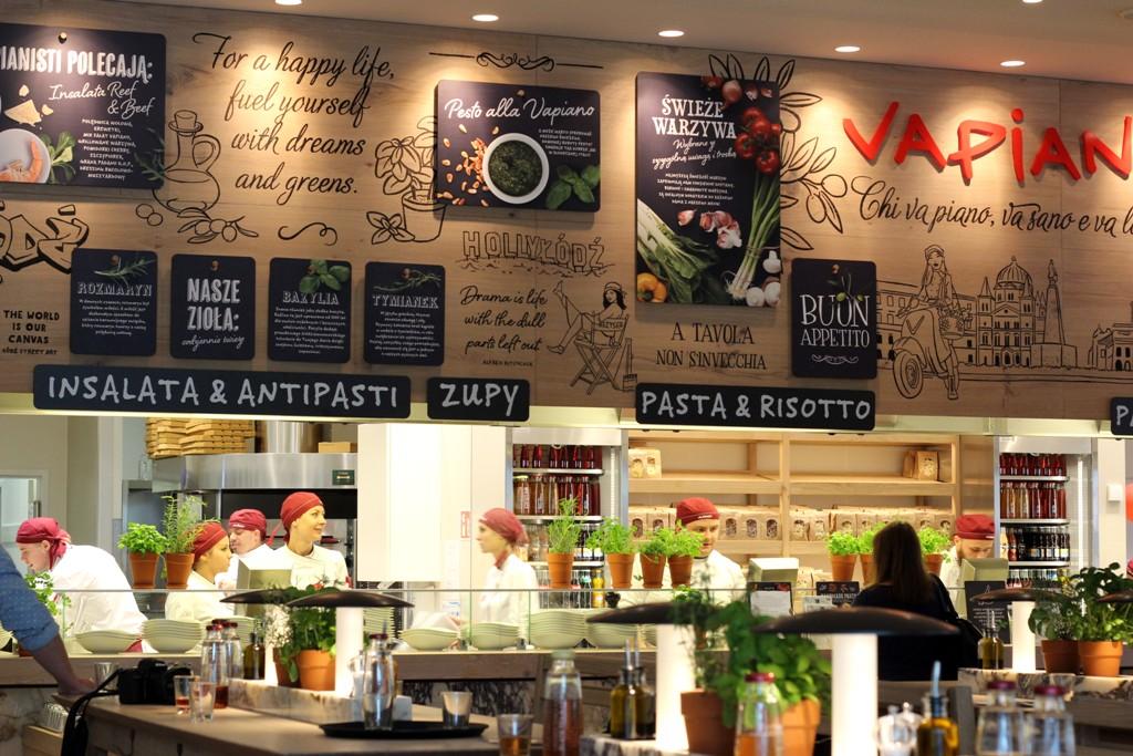 restauracja vapiano